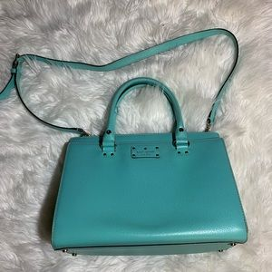 Kate spade Durham Wellesley in giverny blue